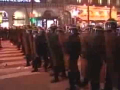 Sarcozy's France - In The Fascist European Union - 01-29-2009