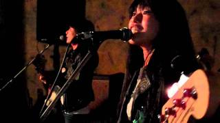 大阪ラモーンズ Brixton Windmill, 11/8/2011 - Ritsuko borrowed my ba...