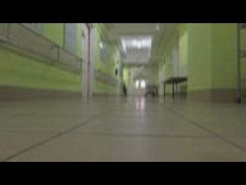 Virus hospital resumes normal service in Moscow - AP Archive