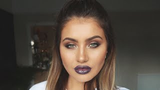 AUTUMN DRUGSTORE MAKEUP TUTORIAL | JAMIE GENEVIEVE