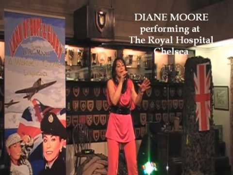 The Forces sweetheart  Diane Moore  All the Way,