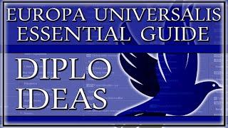 EU4 Guide: Essential Diplomatic Idea Groups