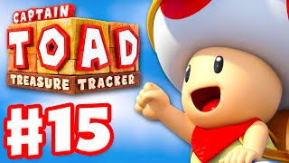 Captain Toad: Treasure Tracker - Gameplay Walkthrough Part 15 - BONUS! 100%