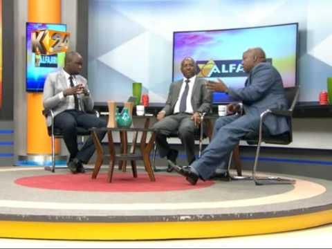 Alfred Mutua vs Kalonzo Musyoka [INTERVIEW]
