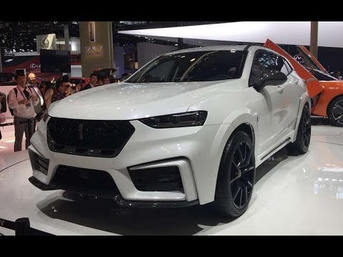 WEY  brand Premium of Great Wall in AUTO SHOW BEIJING 2018