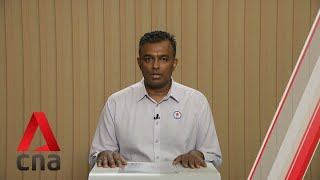 Ge2020: Spp Candidate For Potong Pasir Smc Speaks In Constituency Political Broadcast, Jul 7
