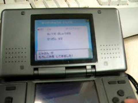 Pokemon Wi-fi Voice Chat
