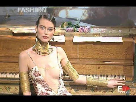 CHRISTIAN DIOR Spring Summer 1998 Paris - Fashion Channel