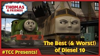 the best and worst of diesel 10   thomas creator collective presents ep 1  thomas friends