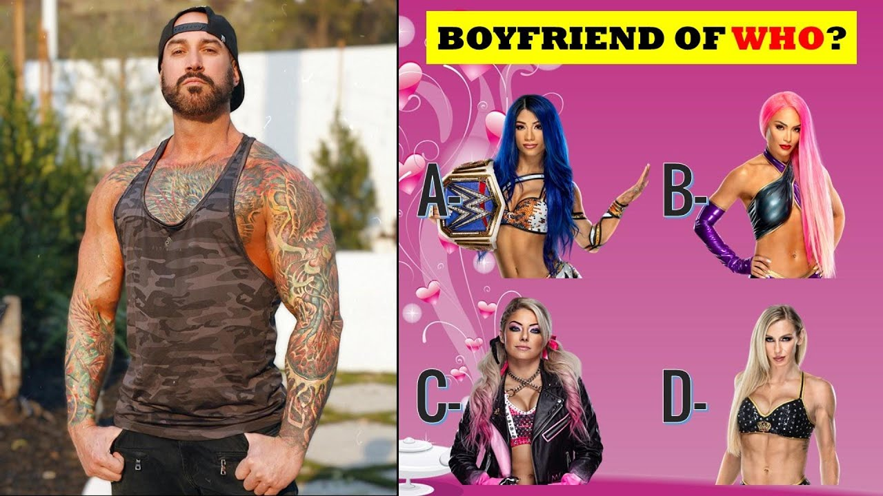 Can You Guess WWE SUPERSTARS by Their Boyfriend or Husband 2021 | WWE Challenge