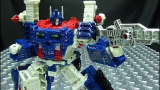 Siege Leader ULTRA MAGNUS: EmGo's Transformers Reviews N' Stuff