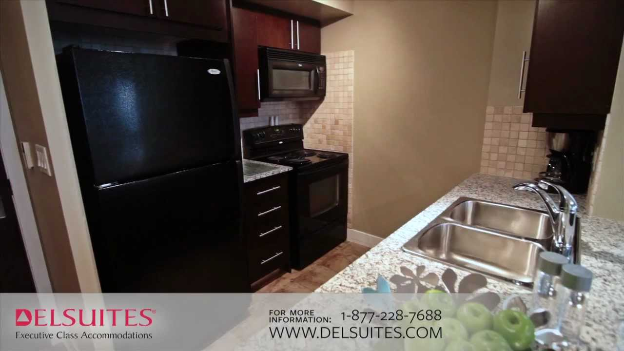 Delsuites Downtown Toronto Extended Stay Apartment Rentals Element