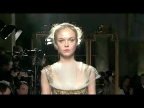 Marchesa Fall 2012/2013 Full Fashion Show