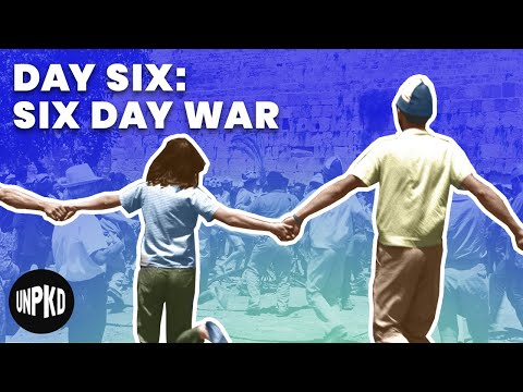 Day Six of the War | Six Day War Project