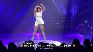 Emotion and explosion solo by Vivian - So You Think You Can Dance