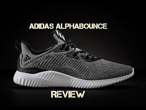 huge selection of 1e239 7956e Adidas Alphabounce Review