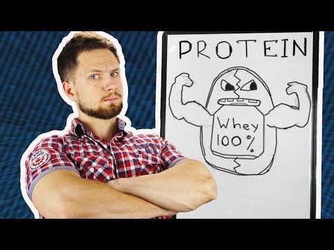 Нужно ли пить протеин?! Критический взгляд