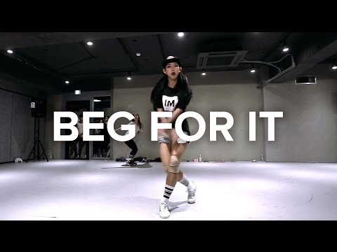 Mina Myoung Choreography / Beg For It - Iggy Azalea (feat  MØ)