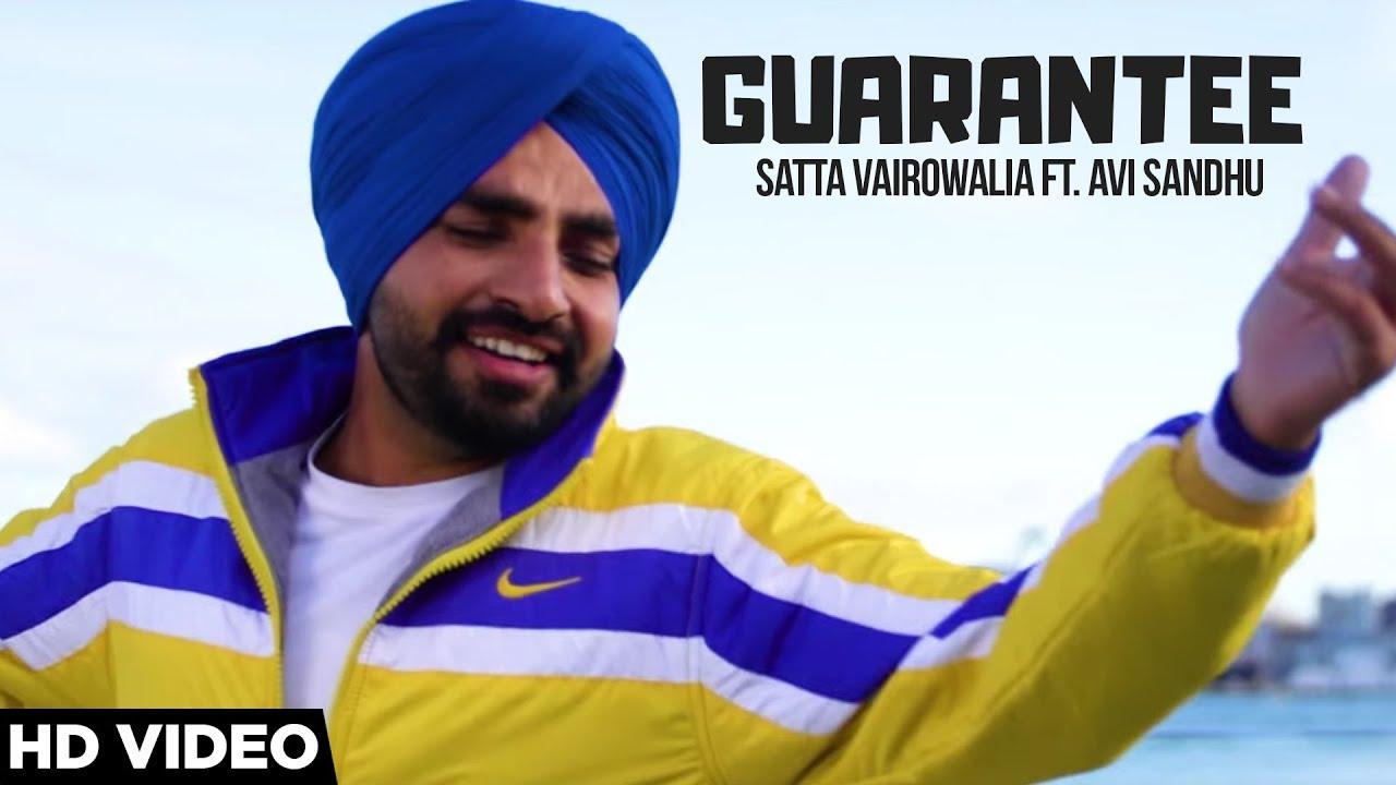 Guarantee - Satta Vairowalia Ft. Avi Sandhu   Latest Punjabi Songs 2017   Reejhan Films