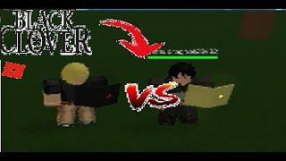 Roblox - Grimorio Negro VS Grimorio de Luz!! ( Black Clover )