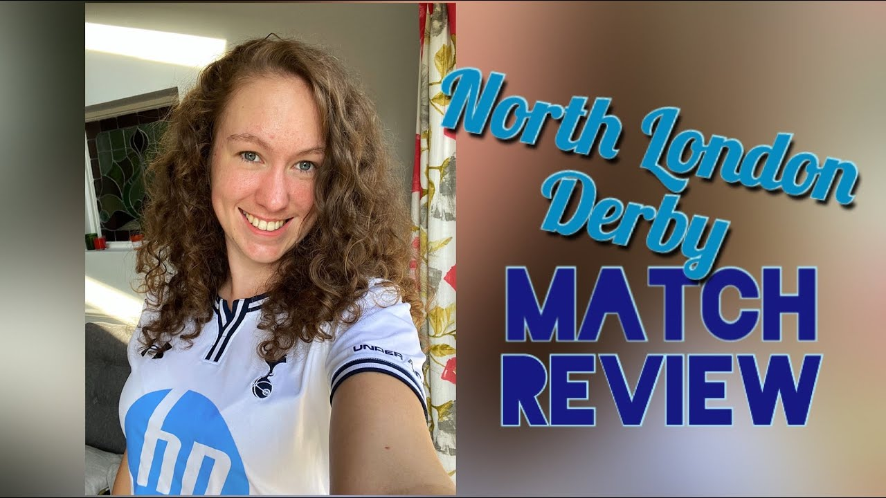 ONE VERY HAPPY SPURS FAN RIGHT HERE! | Tottenham 2-1 Arsenal Match Review