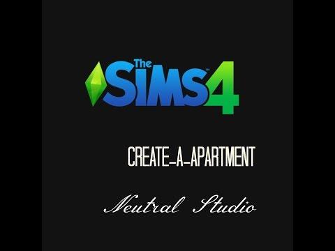 Create-A-Apartment Neutral Studio (TS4)