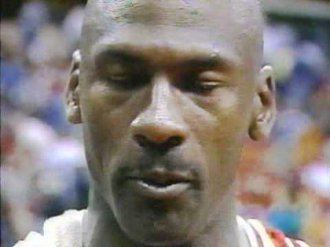 1997 Playoffs Bulls vs. Hawks Game 3 Ending