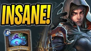 THE MOST INSANE TESS GREYMANE EVER! | Tess Rogue | The Boomsday Project | Hearthstone