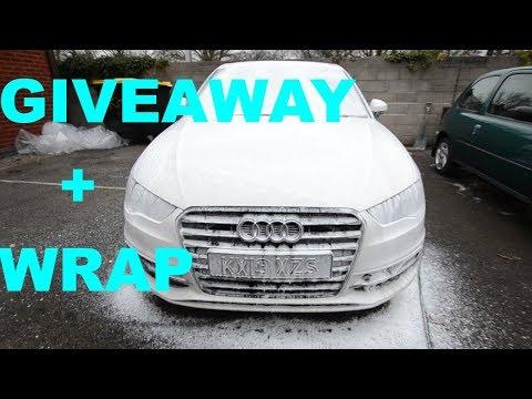 !!GIVEAWAY+CAR WRAP!!