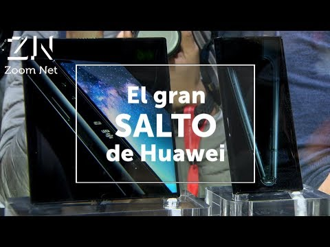 Entrevista Exclusiva A RICHARD YU De Huawei | Zoom Net