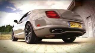 Derek Bell Runs The Bentley Continental Supersports At Goodwood Videos