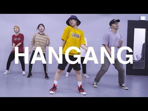 HANGANG - Hoody | SEJIN hiphop basic class | Prepix Dance Studio