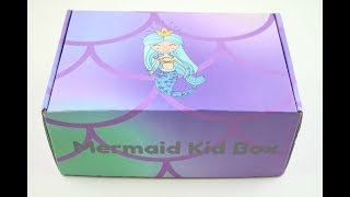 Mermaid Kid Box May 2018 Unboxing + Coupon
