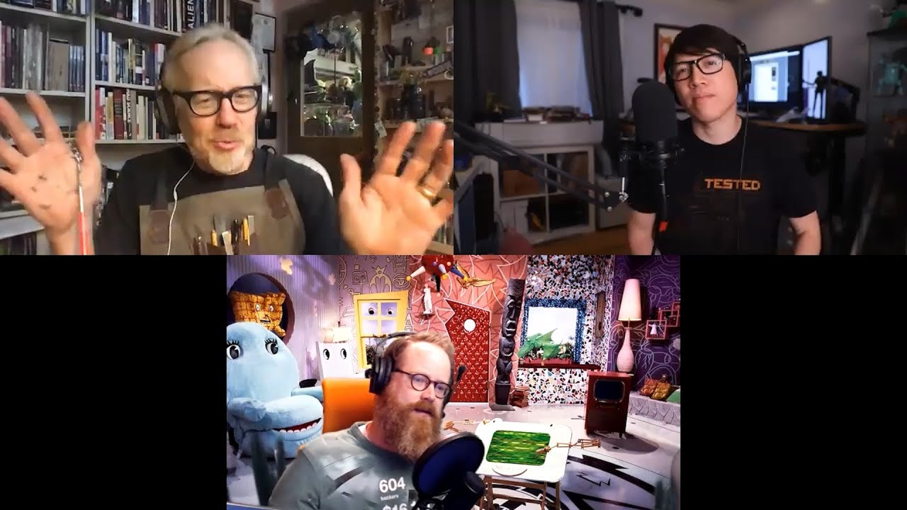 Download The Prototyping Impulse - Still Untitled: The Adam Savage Project - 5/19/20