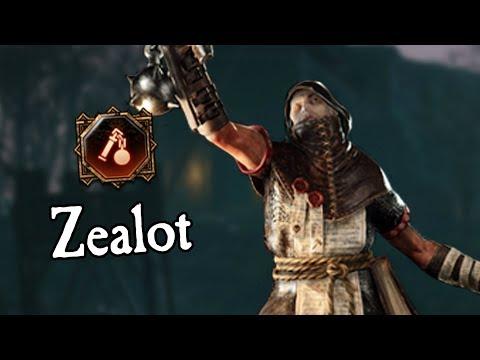 [Vermintide 2] Zealot - Too Faithful to Die (Legend)