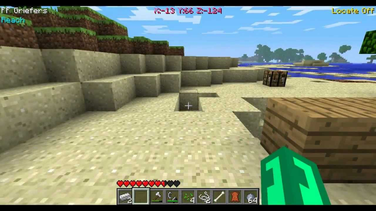 Minecraft Griefing - FFGriefers - Trololol Ep 1