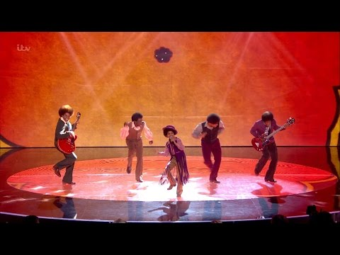 BGT 2016 Guest Act - Motown The Musical