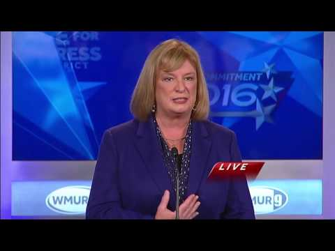 Full video: 2016 Granite State Debate involving 1st CD candidates