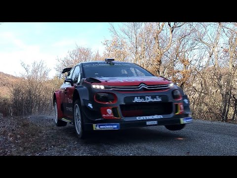 citro n c3 wrc rallye monte carlo 2019 tests s bastien ogier julien ingrassia hd youtube. Black Bedroom Furniture Sets. Home Design Ideas