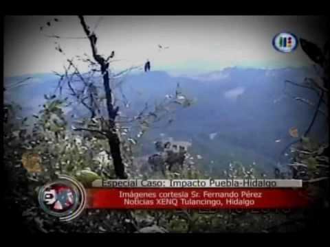 Extranormal El impacto del OVNI Caso Puebla Hidalgo 2/4