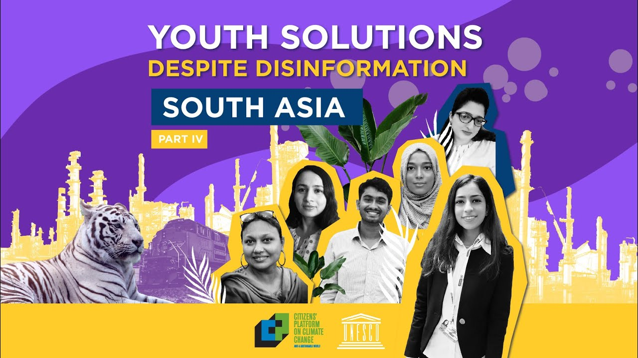 Youth Solutions in South Asia - part 4