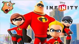 Суперсеме́йка Невероятные Мстители Мультик на Русском - Супергерой Игры для Детей мультфильмы