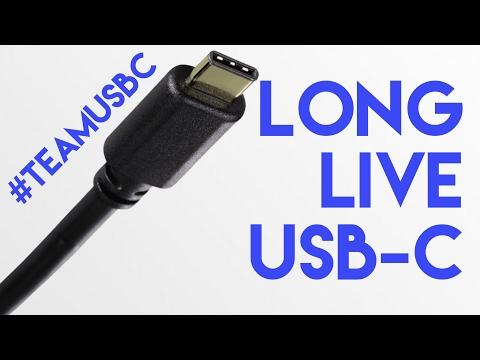 Long Live USB-C