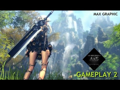 Semakin Sexy | Alliance x Empire 액스AxE Android IOS Openworld MMORPG Gameplay and download