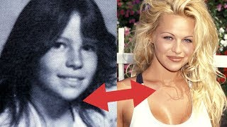 Pamela Anderson from 1 to 49 years old