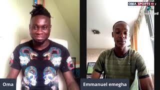 Meet Emanuel Emegha- Young Nigerian player of Sparta Rotterdam.