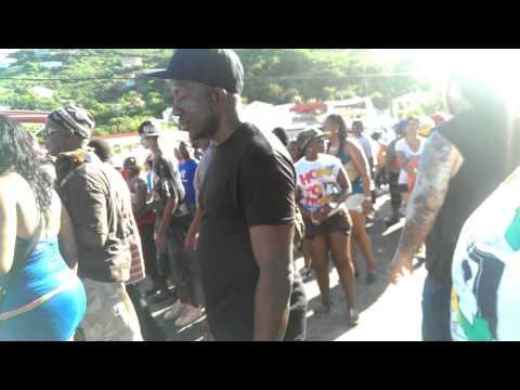 Tortola East End Jouvert 2013 (1)