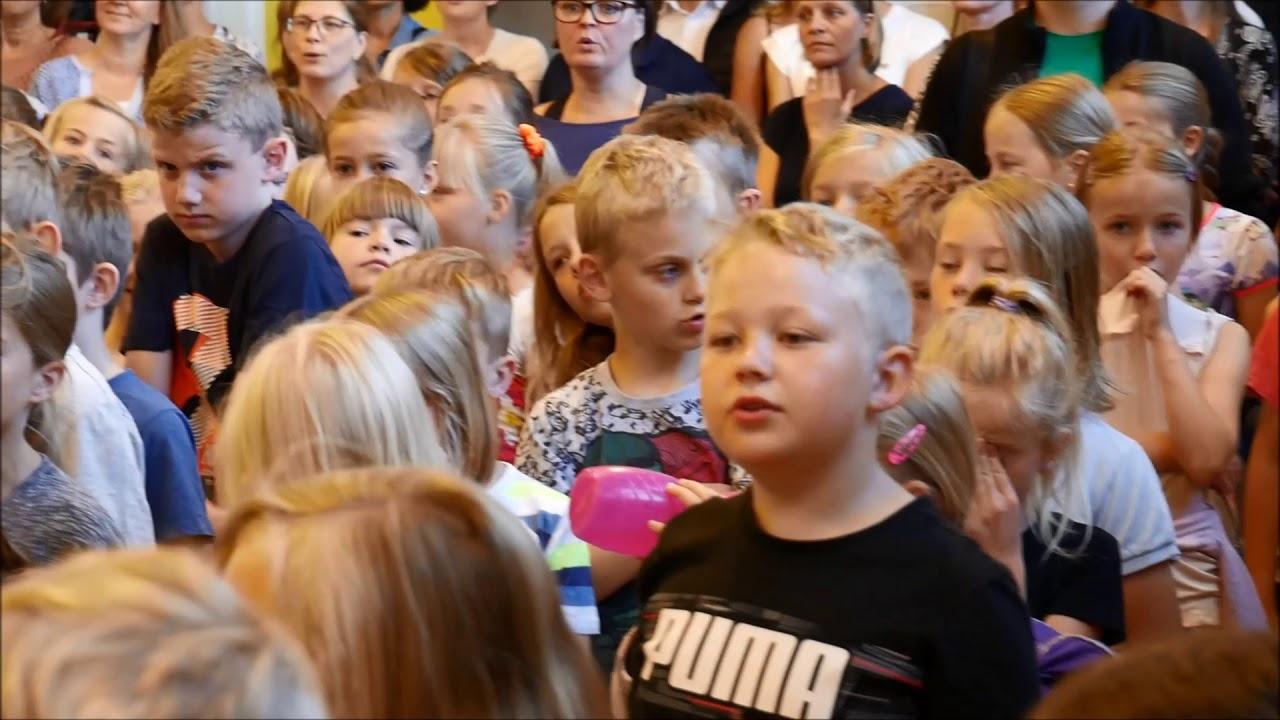Sorø Privatskole - Fællessamling 0.-3. klasse 2018