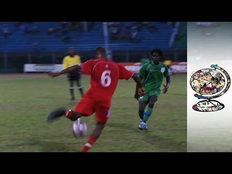 Soccer And Schooling In Sierra Leone