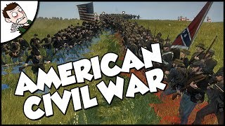 The American Civil War - North & South Mod - Napoleon Total War Gameplay
